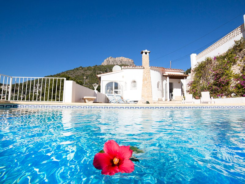 Bougainvillea, holiday rental in Calpe