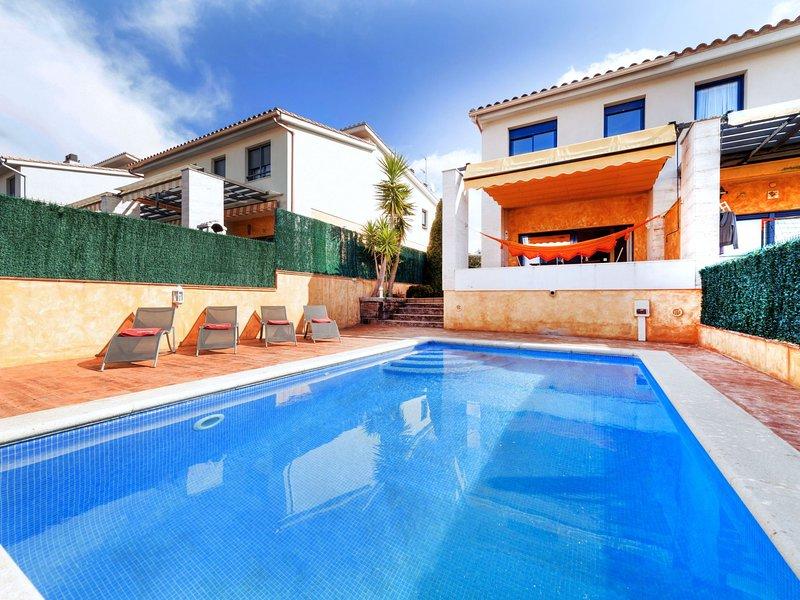 Aida, location de vacances à Vall-Llobrega