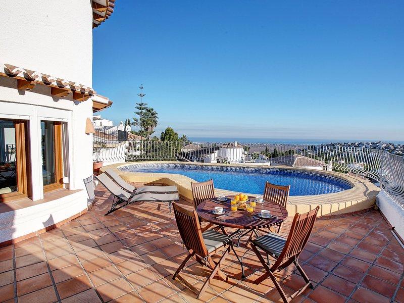 Villa Buenas Vacaciones, holiday rental in Adsubia