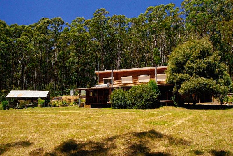 Glen Wills Wilderness Retreat BR9, holiday rental in Glen Wills