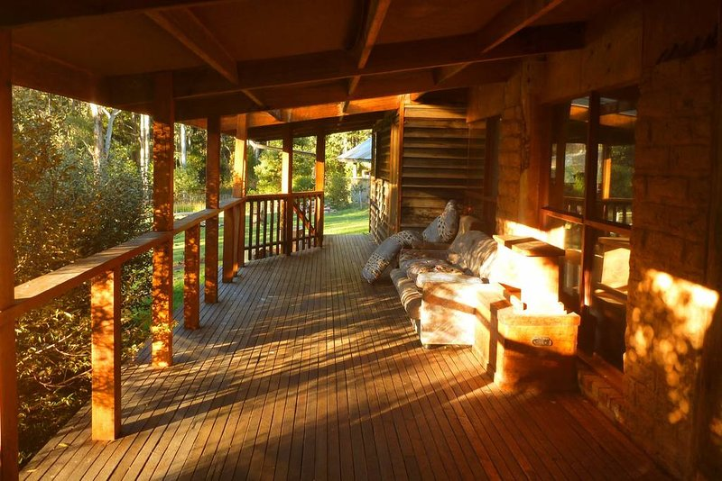 Glen Wills Wilderness Retreat BR8, holiday rental in Glen Wills