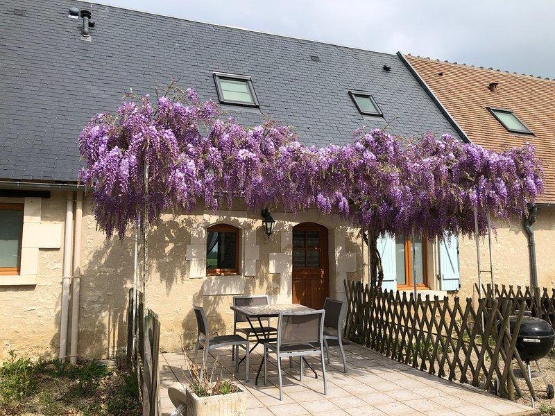 Villa Bouleau (2 bedrooms), location de vacances à Loches