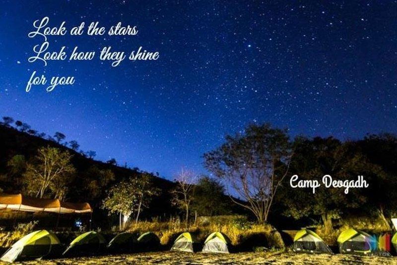 Camp Deogadh ... A tented Campsite at Pawna Lake 3, location de vacances à Thakursai