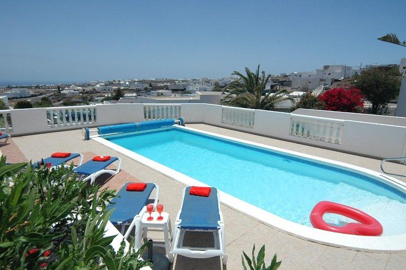 Villa Davida - Wonderful 4 bed villa located in Tias Ref LVC299791, alquiler vacacional en Tías