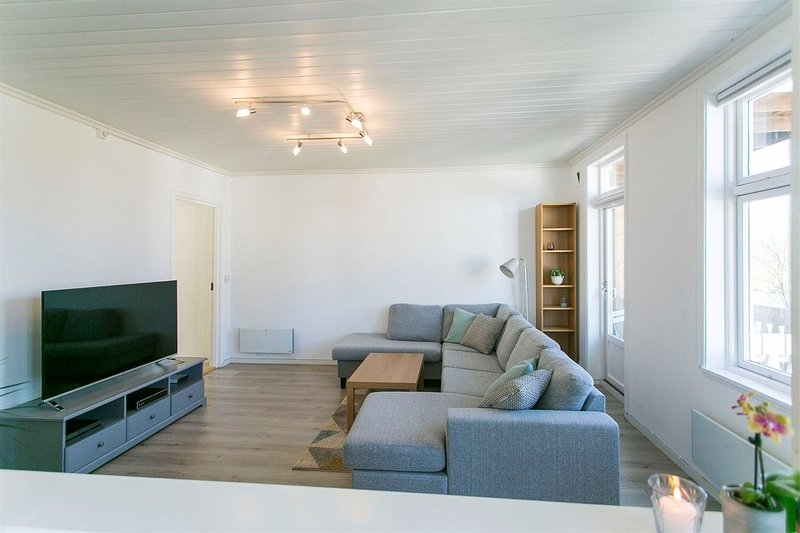I rent out 1 room in my apartment, holiday rental in Skien