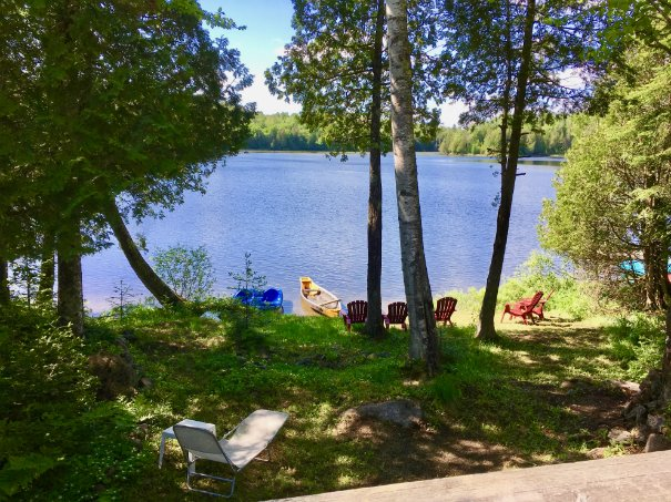 Finlana Lakefront Cottage, vacation rental in Wentworth Nord