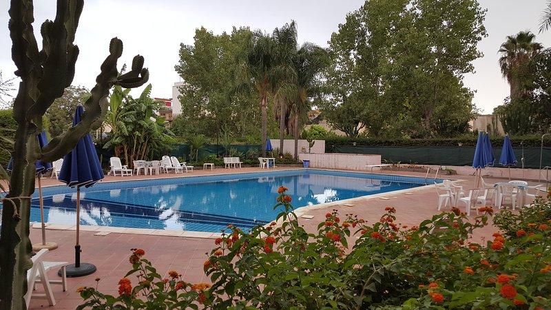 Mansarda zona Giardini Naxos - Recanati, holiday rental in Trappitello