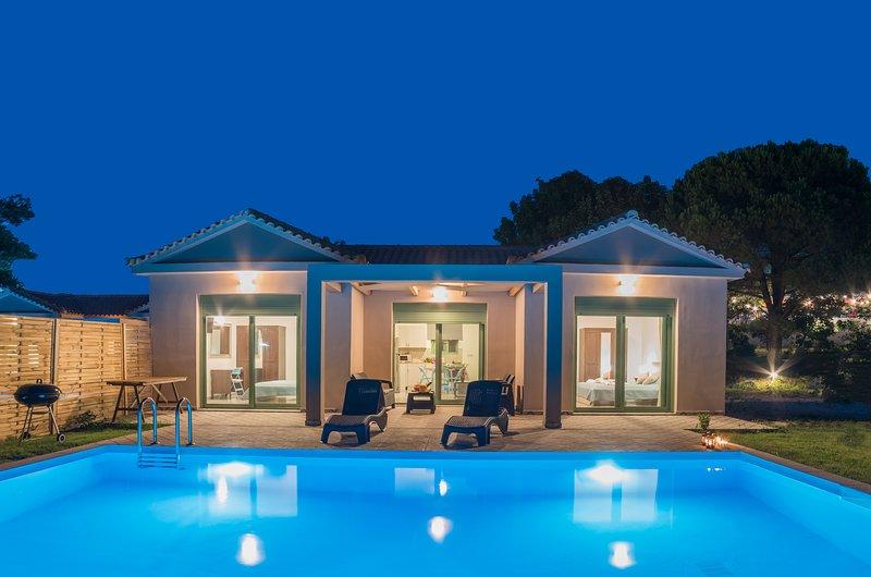 Eora Bungalow -Nikoletta, location de vacances à Porto Koukla