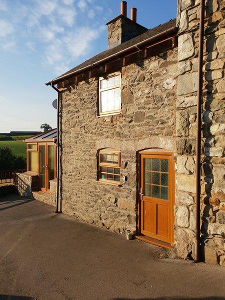 1 bedroom cottage, location de vacances à Llannefydd