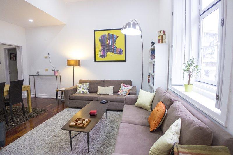 LV Premier Chiado CH3, holiday rental in Lisbon