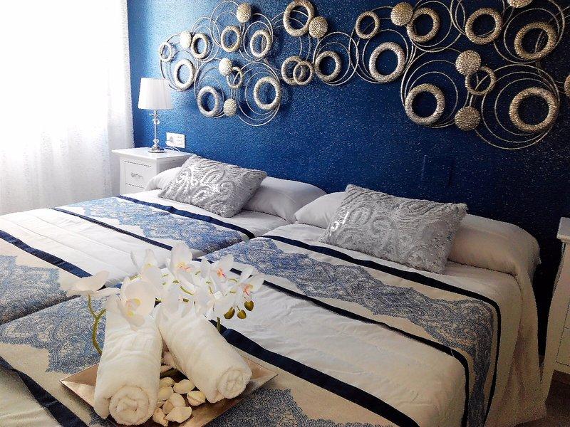 Apartamento B&B en Granada - Habitación Metal, alquiler vacacional en Víznar