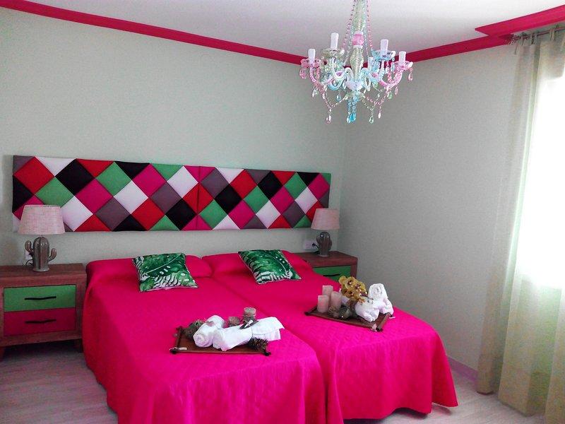 Apartamento B&B en Granada - Habitación Suite, alquiler vacacional en Víznar
