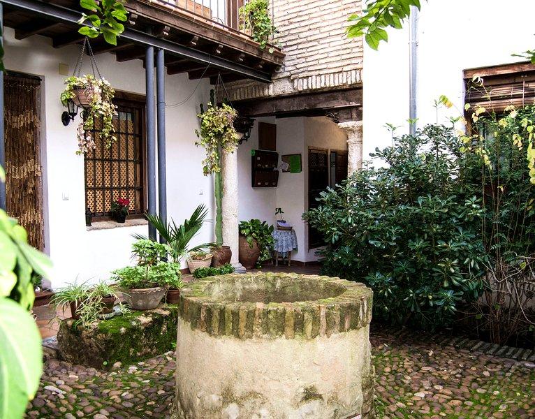 Beautiful apt with balcony & Wifi, vacation rental in Meriga