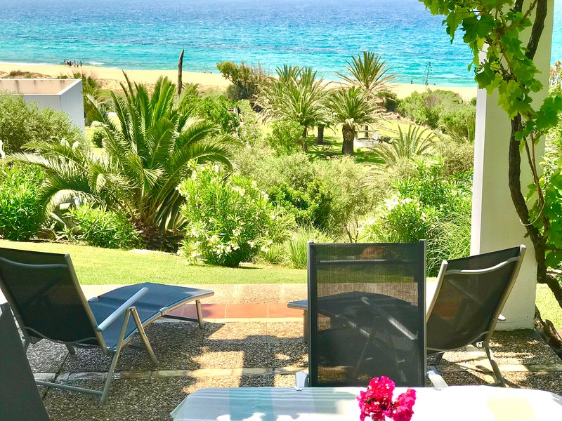 Apartment in romantic beach villa, holiday rental in Zahara de los Atunes