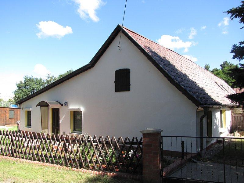 Spreewaldhaus Lübben - Ihr neues 'Zuhause auf Zeit', vacation rental in Luebbenau
