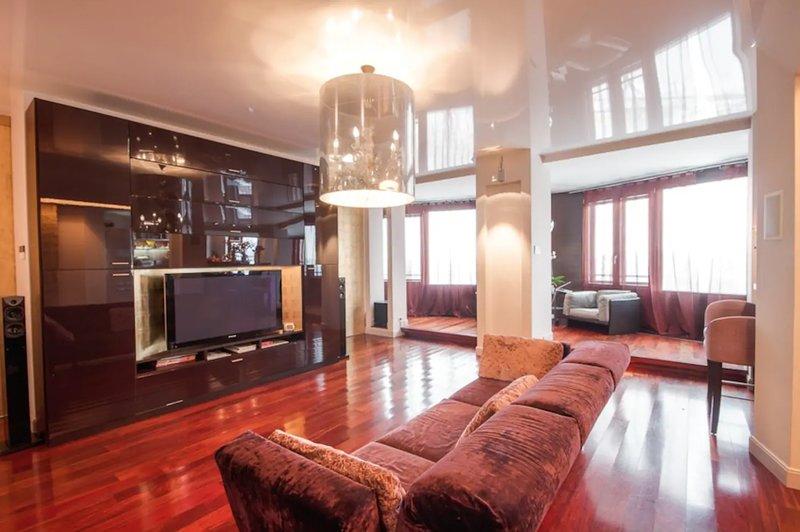Premium Class Apartment, location de vacances à Barvikha