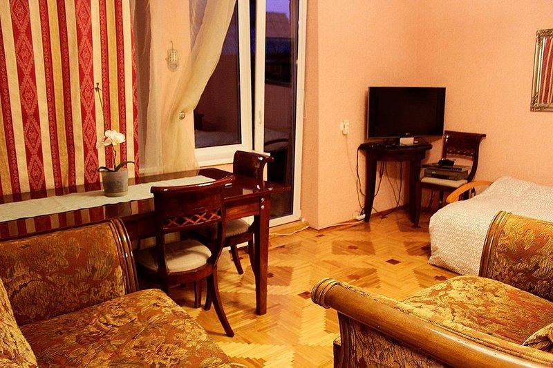 Light room near Kaunas city center, casa vacanza a Contea di Kaunas