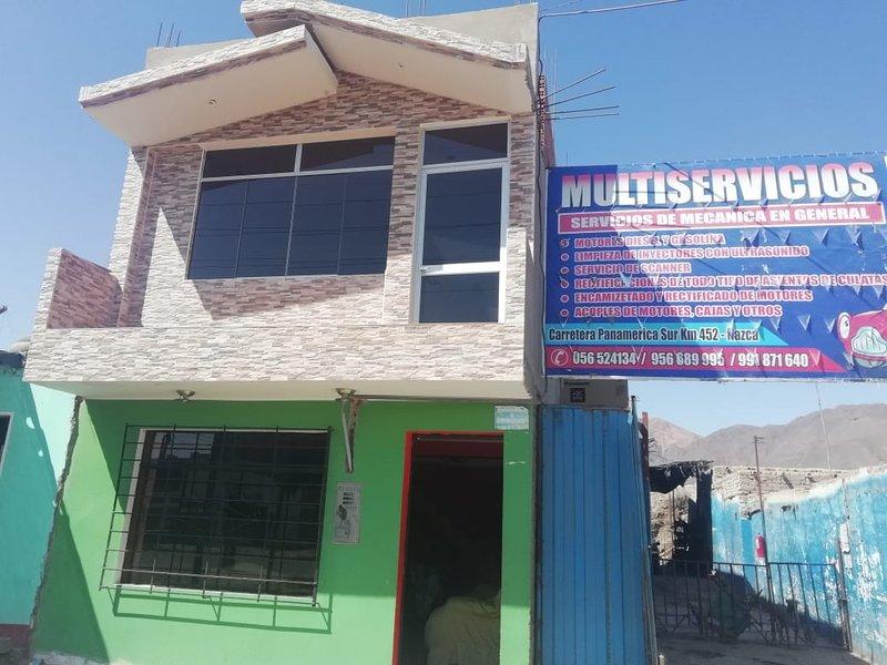 Alquiler de Habitaciones Confortables, aluguéis de temporada em Nazca