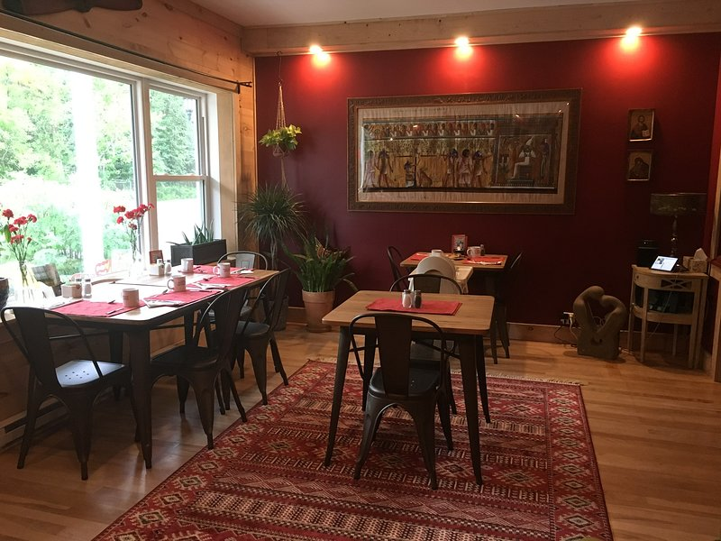 Aux Auvents Rouges, holiday rental in Outaouais Region