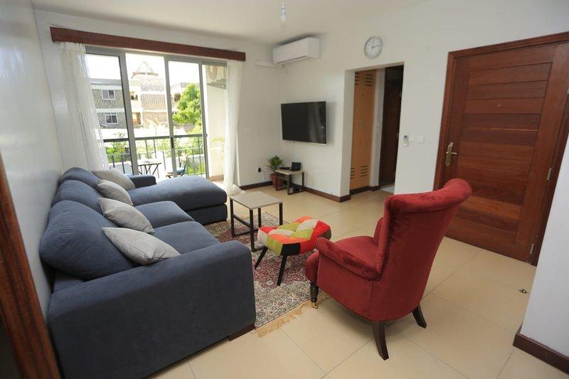 Bellevue Shanzu Beach Homes 105, holiday rental in Vipingo