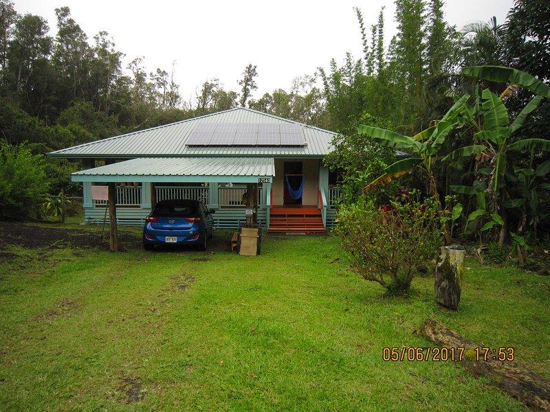Whispers in the Wind/Rainbowdreams, location de vacances à Pahoa