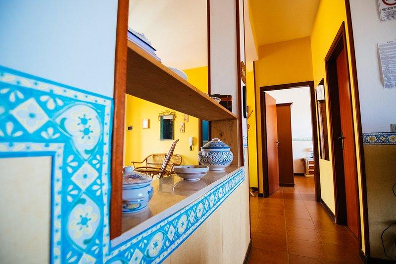 Villa Mediterranean Sunset, vacation rental in Santa Croce Camerina