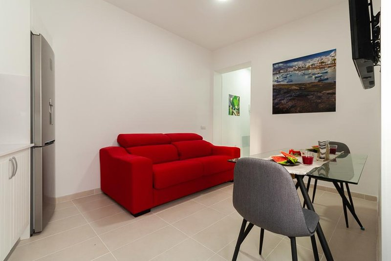 306 Bright and modern apartment in Arrecife, Lanzarote, 4 people, vacation rental in Puerto Naos