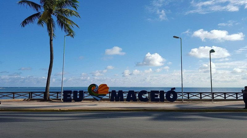 Totem of Maceió is minutes from the building.