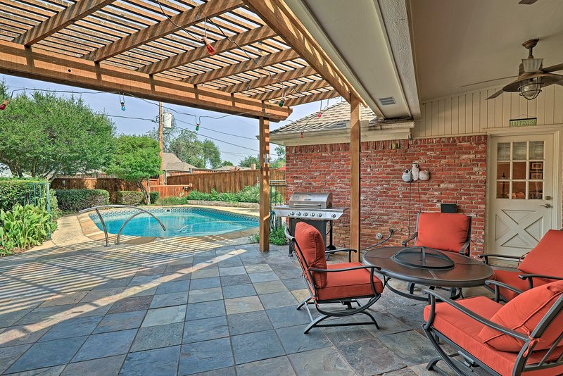 Experience the best of Arlington when you stay at this vacation rental house!