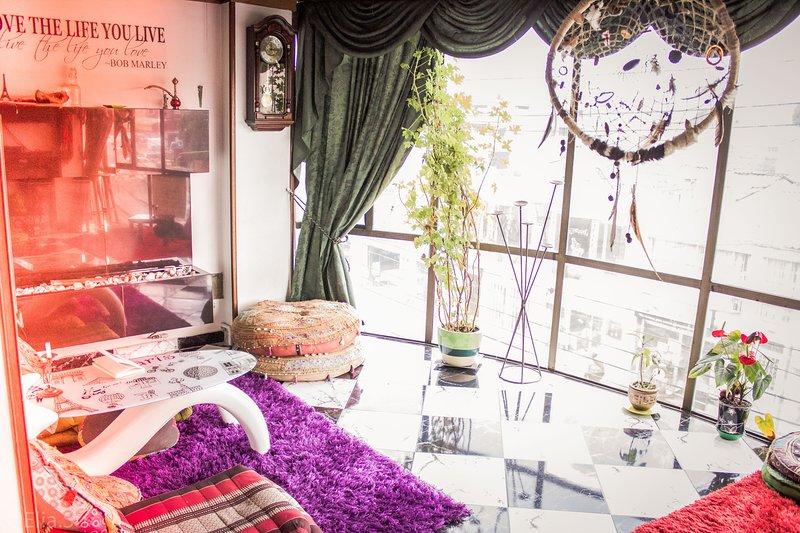 Mandala Hostel, alquiler de vacaciones en Bogotá