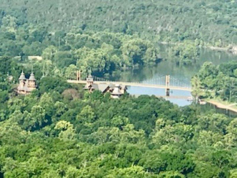 275 Holiday Island Drive Blick von Deck