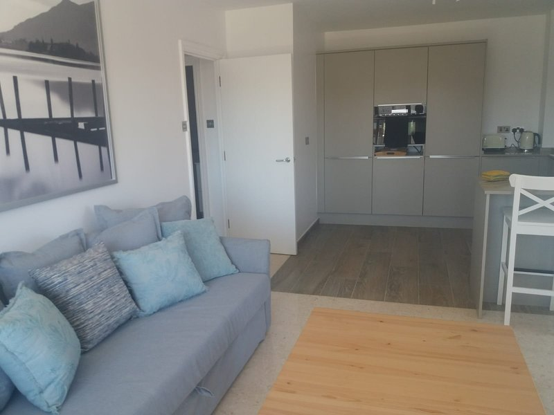 Beautiful 1 bedroom Apartment, Ferienwohnung in Westside
