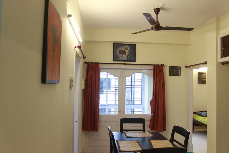 The Nest! A home away from home, holiday rental in Kolkata (Calcutta)