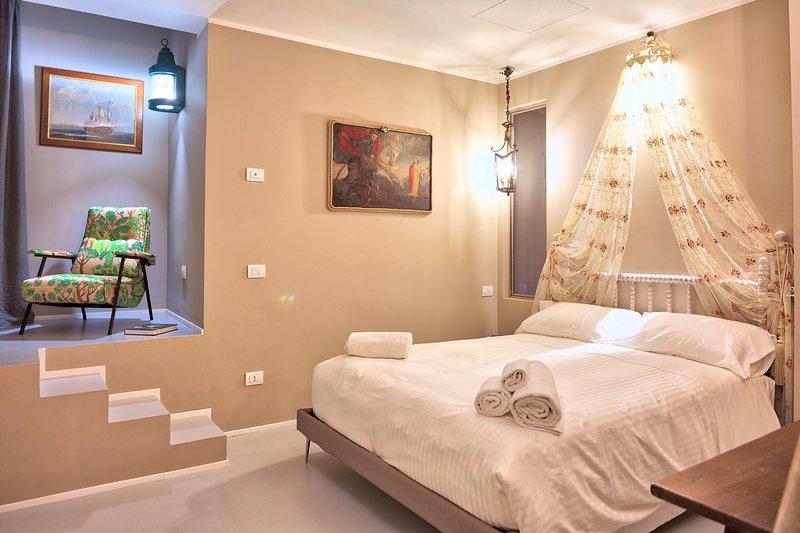 B&b A'mare - Diano Marina - Comandante Bedroom, vacation rental in Diano Marina