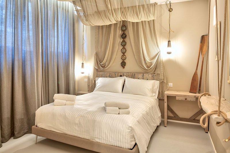 B&b A'mare - Diano Marina - Pescatore Bedroom, casa vacanza a Diano Marina