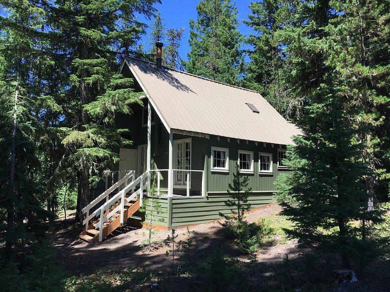 Barlow Cabin-Barlow Cabin