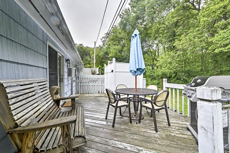 You'll enjoy amenities inside and outside of the home!
