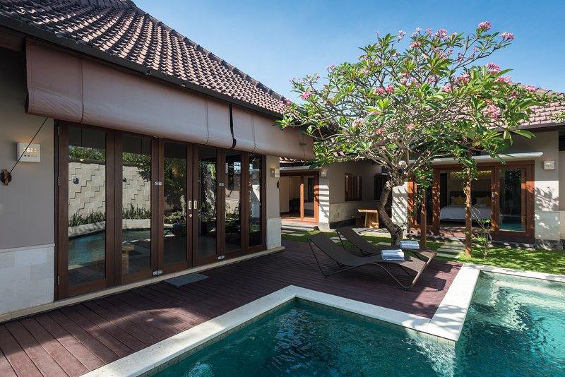 4 Bedrooms Private Spacious Villa Di Uma in Sanur, holiday rental in Sanur Kauh
