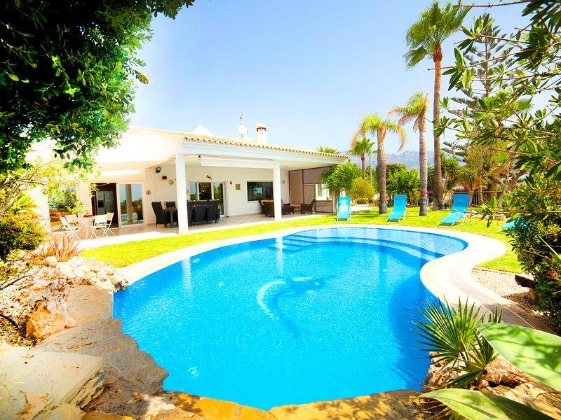 El Barranqui, holiday rental in La Nucia
