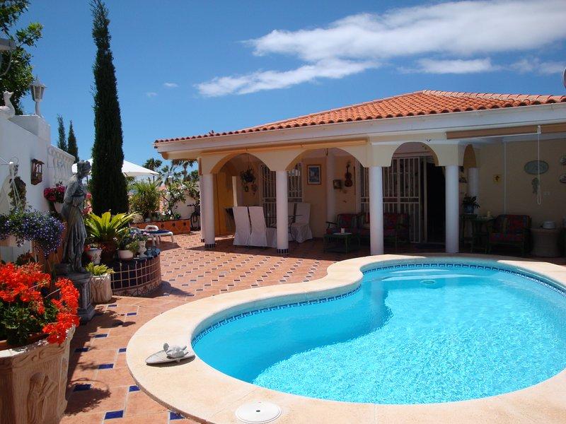 Villa 'Violetta', alquiler de vacaciones en Callao Salvaje