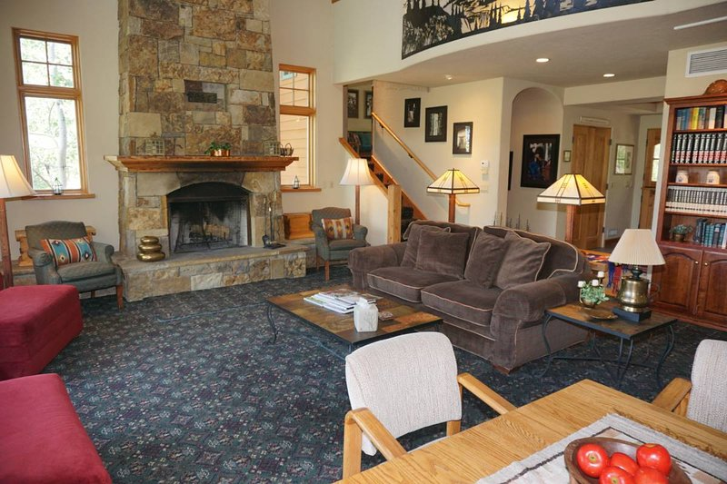 Large Snowmass Woodrun Home with outstanding views of ski area (203048), vacation rental in Marble