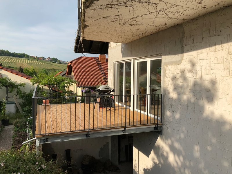 barrierefreie Ferienwohnung in 67591 Wachenheim, alquiler vacacional en Worms