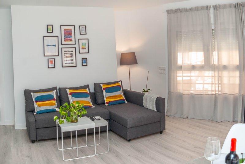 Apartamento Acogedor en el Corazón de Cartagena, location de vacances à Galifa
