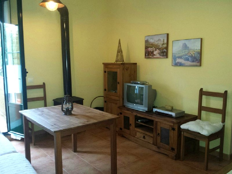 Apartment with mountain view, holiday rental in Segura de Leon