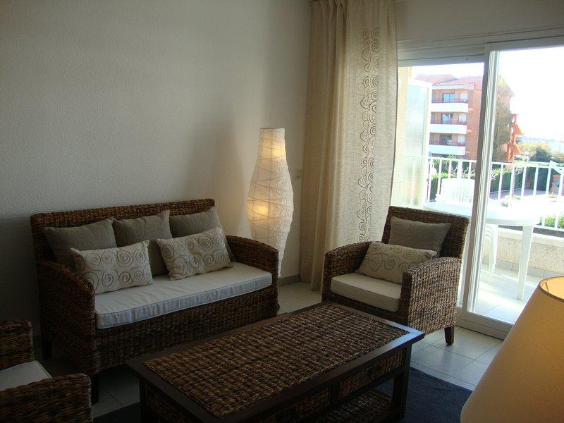 L Estartit: Appartement charmant et confortable (HUTG-012496), aluguéis de temporada em L'Estartit