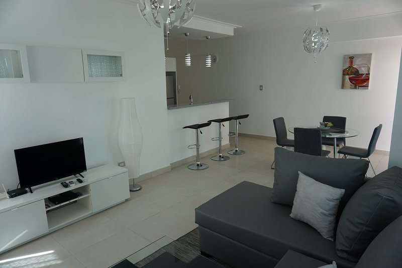 Superior Deluxe 100mt2 Apartment, vakantiewoning in Santo Domingo