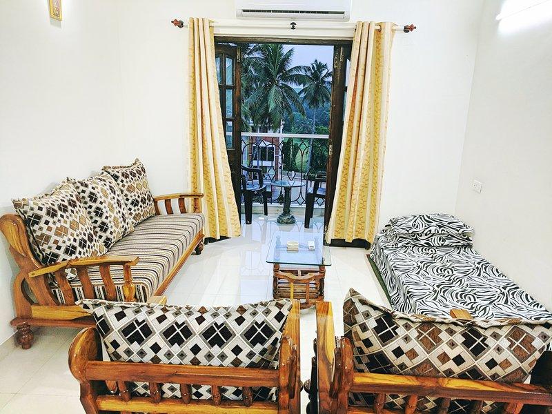 Caribbean Casa, holiday rental in Nerul
