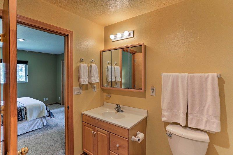 ¡Se proporcionan toallas limpias durante su estancia!