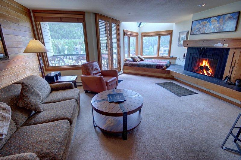 Erstaunliche Studio-Wohnung in Lakeside!