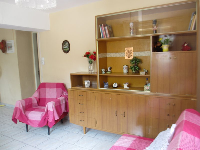COMFORTABLE APARTMENT, PARKING, Wi-Fi and YARD, alquiler vacacional en Evros Region